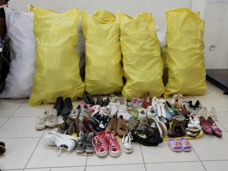 prodotti scarpe, borse, cinture import/export